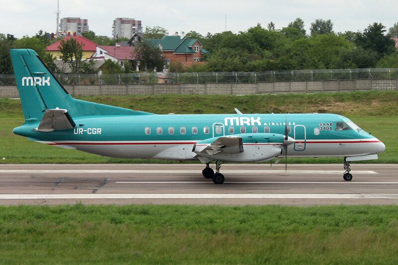 Saab 340A UR-CGR