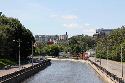 Газгольдеры на Курской