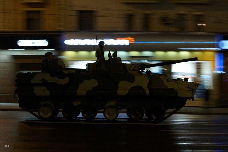 БМП-3 (Боевая Mашина Пехоты-3) — советская и российская боевая бронированная гусеничная машина