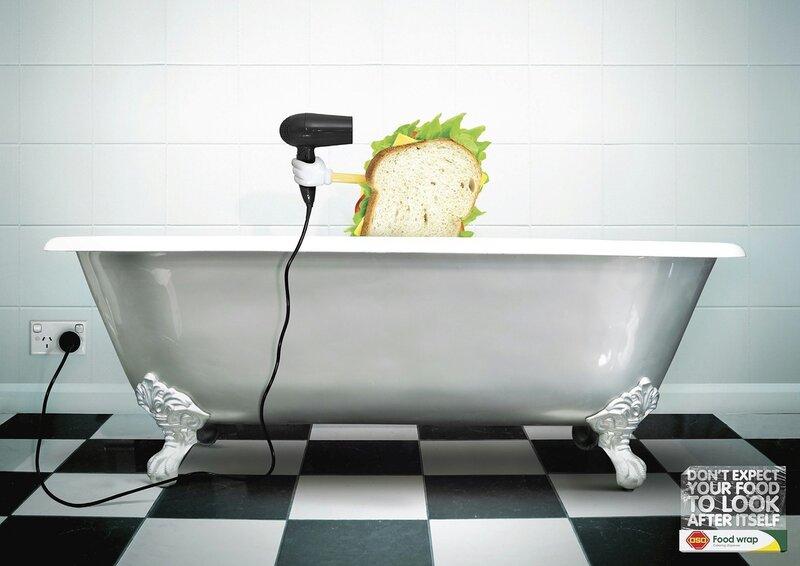 Креативное фото от Mat Baker