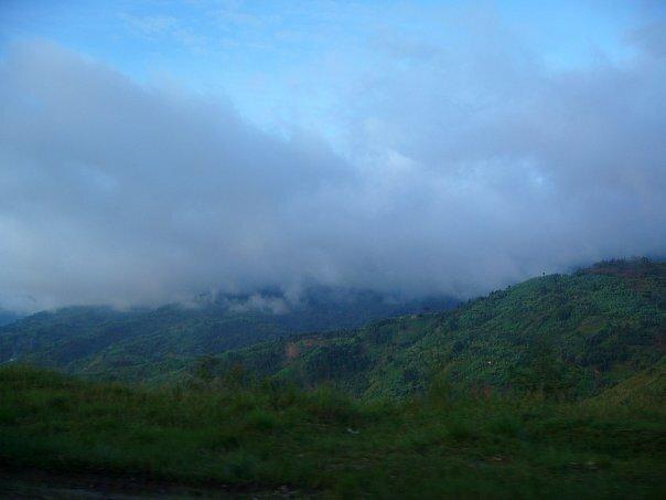 В горах Бурунди
