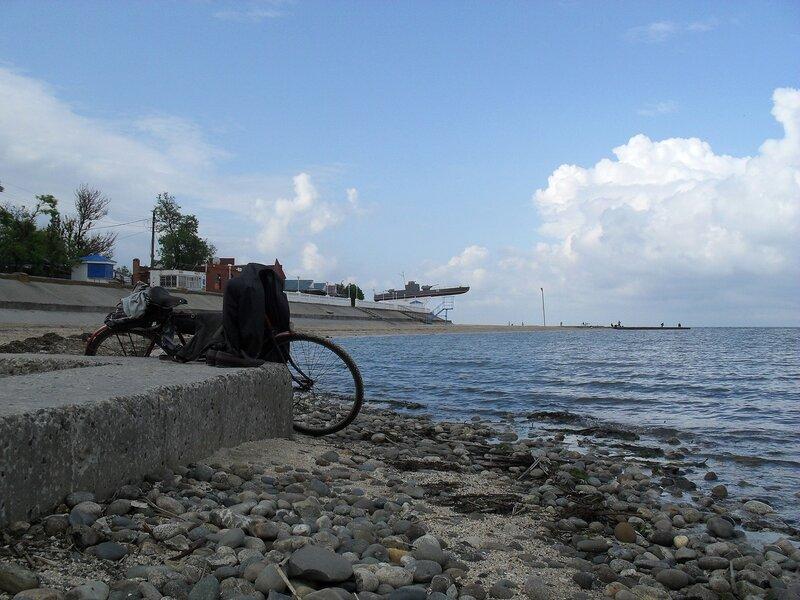 На берегу, у моря ... SDC16805.JPG
