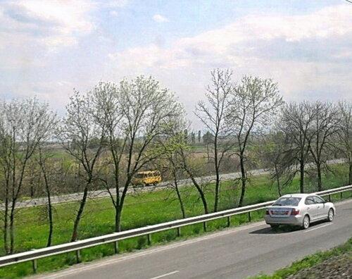 В дороге. (2).