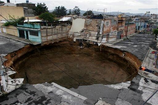 Гватемальская яма