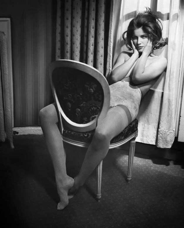 Летиция Каста / Laetitia Casta by Vincent Peters