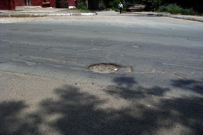 Владивосток, улица 40 лет ВЛКСМ
