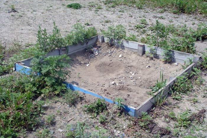 Владивосток, песочница на Часовитина