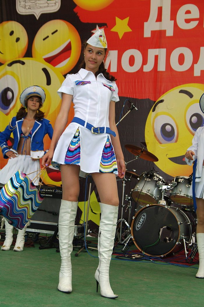 Во Владивостоке отметили День Молодежи (ФОТО)