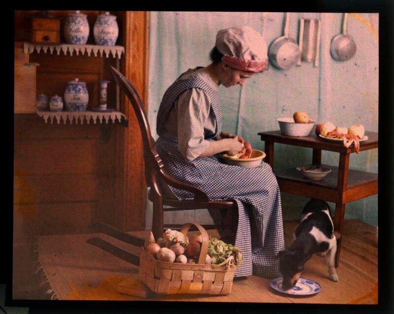 музей старой фотографии George Eastman House - самый