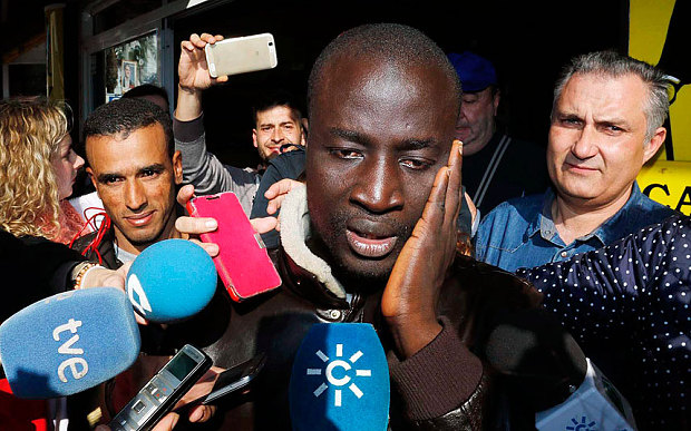Сенегальский беженец стал победителем испанской лотереи