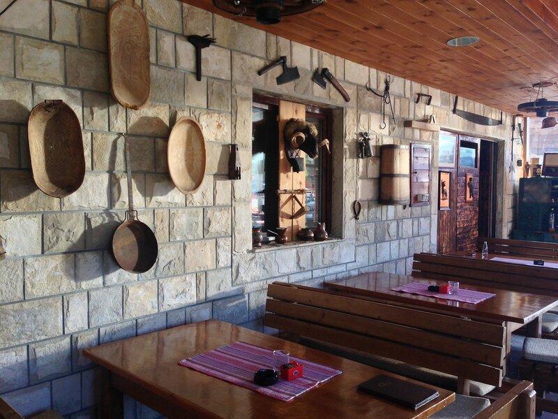 ресторан Златни Бор в Жабляке