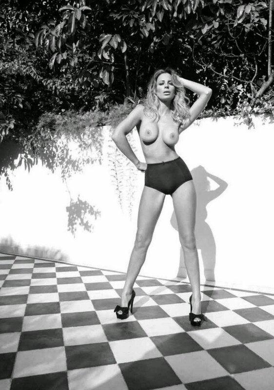 Erika Mitdank in Playboy