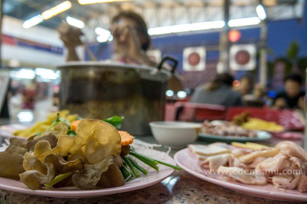 Рестораны-буфеты муката в Паттайе