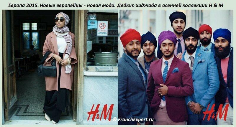 Модный хиджаб