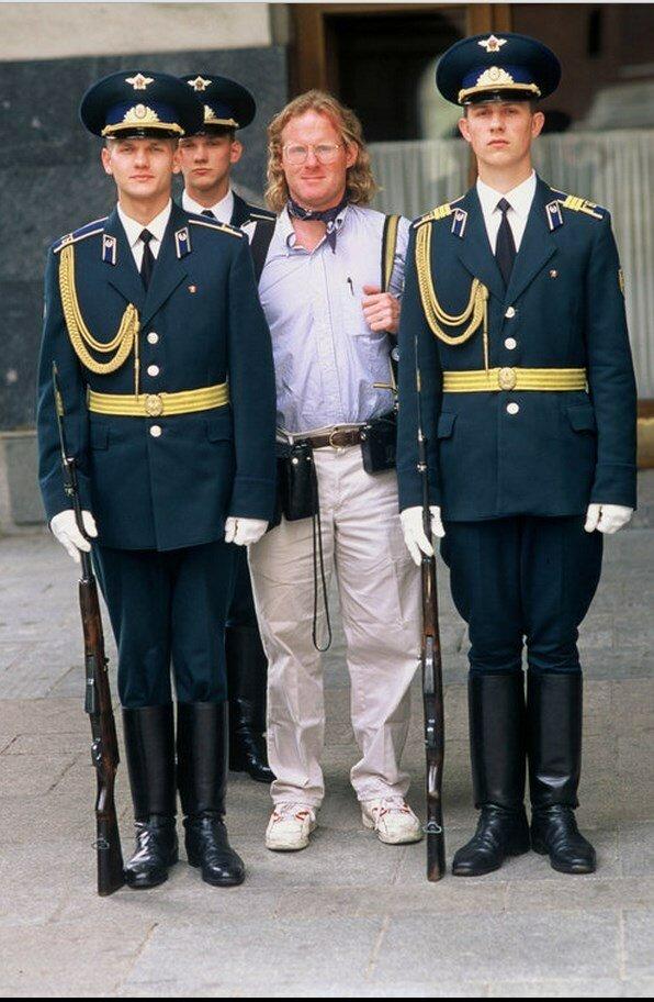 1991. Москва
