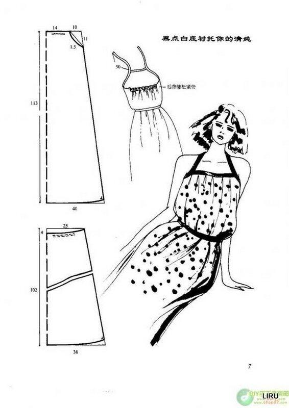 Как сшить длинный сарафан своими руками быстро