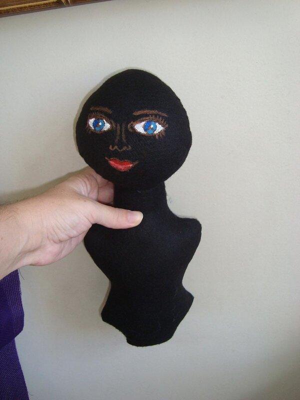 Новая кукла Варвара Бразильская