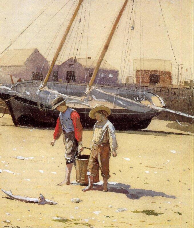 Winslow Homer2