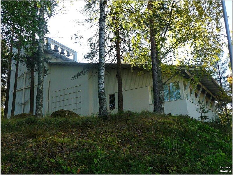 Церковь Блаженной Урсулы.