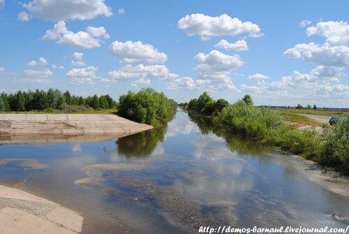 Кулундинский канал