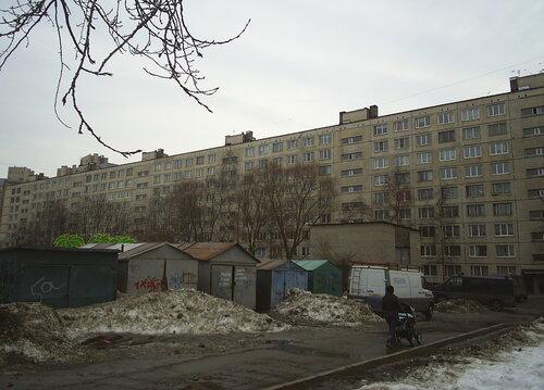 Малая Балканская ул. 14