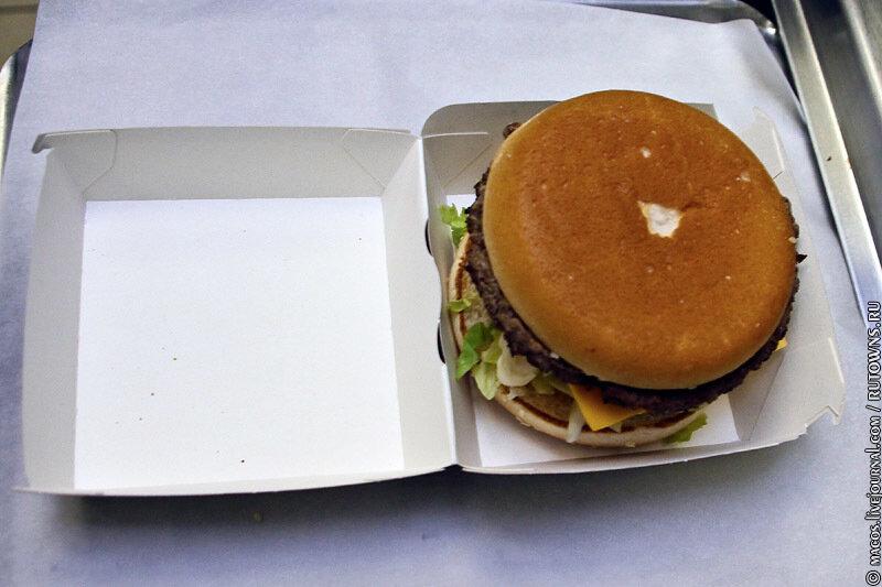 4LOL.RU    Как готовят в Макдональдсе  - Приготовление еды в ... 9b454557d53