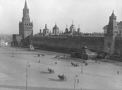 Красная площадь. 1926