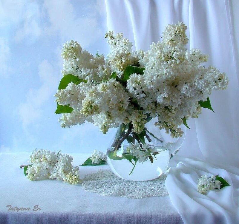 Деревья из искусственных цветов своими руками