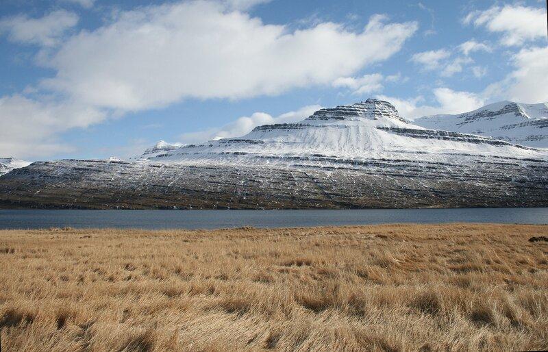 Исландия, волонтерский лагерь