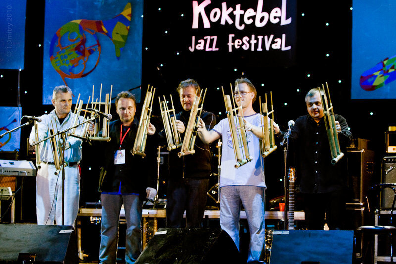 Djabe (HU)   Jazz Koktebel 2009