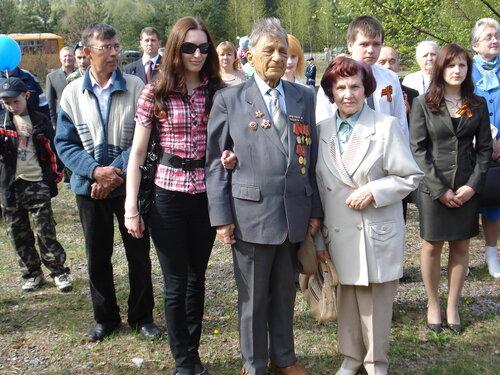 Юрий Николаевич Благовещенский — руководитель хора ветеранов войны и труда