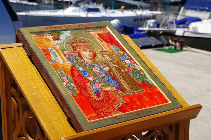 Владивосток,Третий морской крестный ход