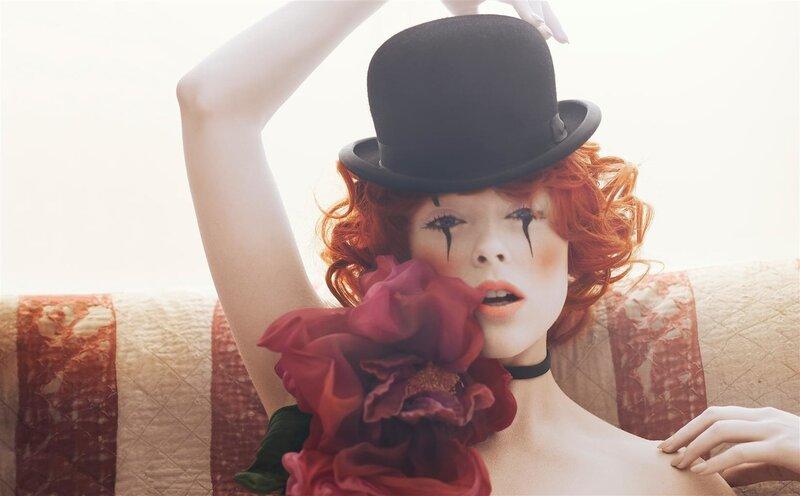 Coco Rocha - Solve Sundsbo  for Numero Magazin