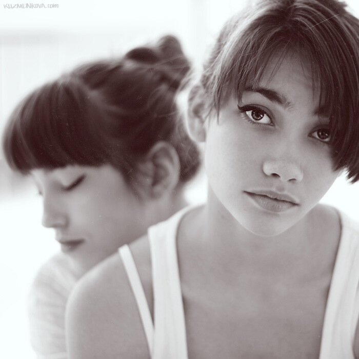 Photographer Kuzmenkova Mary - twice