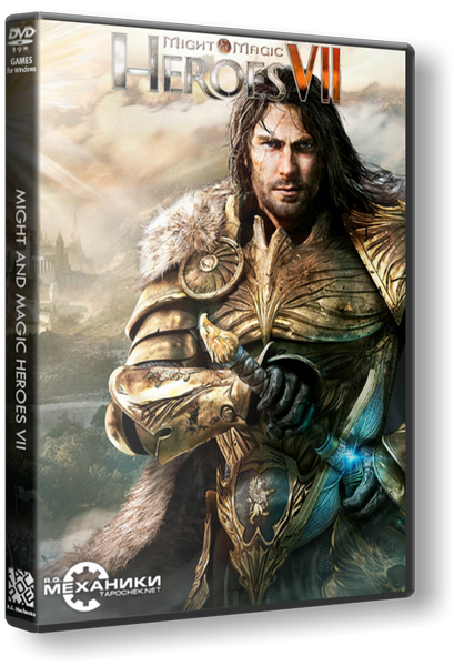 ����� ���� � ����� 7 / Might and Magic Heroes VII: Deluxe Edition (2015) PC | RePack �� R.G. ��������
