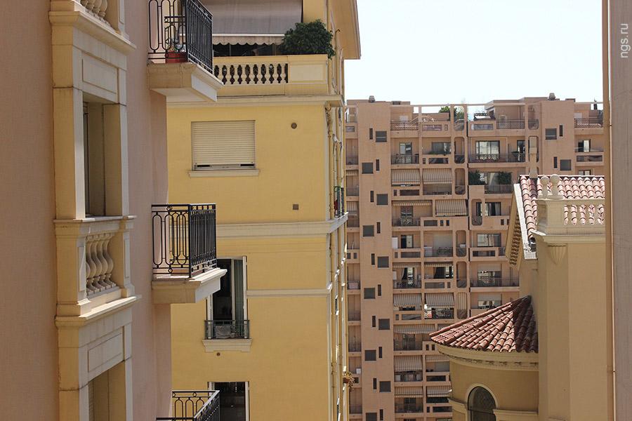 11. Как это ни парадоксально, но есть в Монако и своя «промзона» — внутренняя часть района Фонтвьей