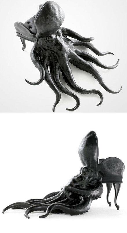 Кресло - осьминог