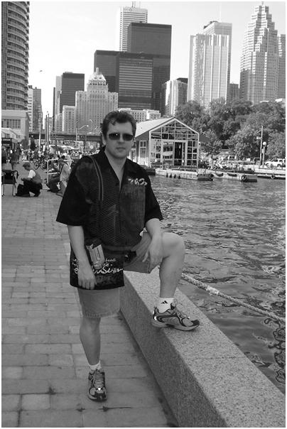 Джордж Грие, Toronto 2004.jpg