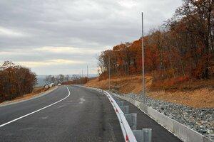 Объездную дорогу от Снеговой до Горностая планируют открыть в середине ноября