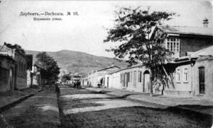 Церковная улица