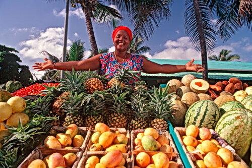 Кулинарное знакомство с Доминиканой