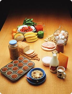 Правильное питание, рациональное питание