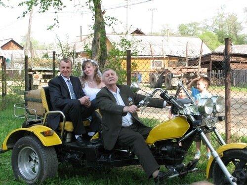 Свадьба в Чугуевке