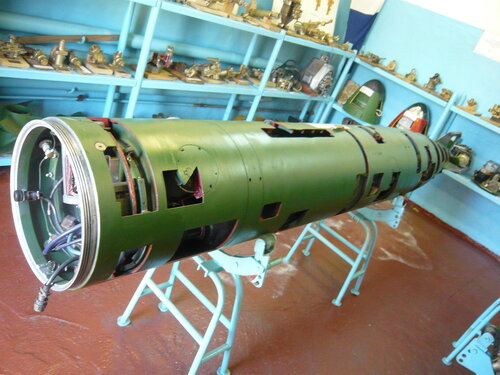 Торпеда АТ-1