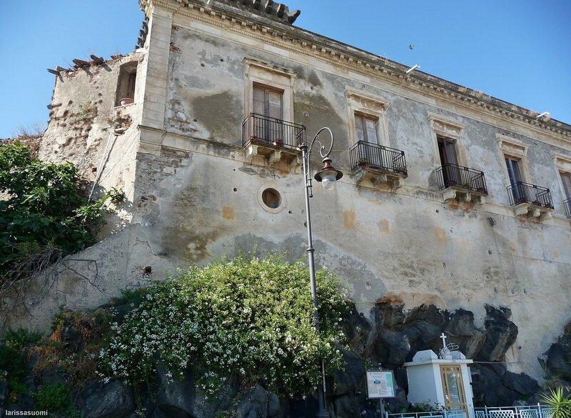 Крепость Schisò Castle.