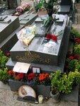 могила Эдит Пиаф