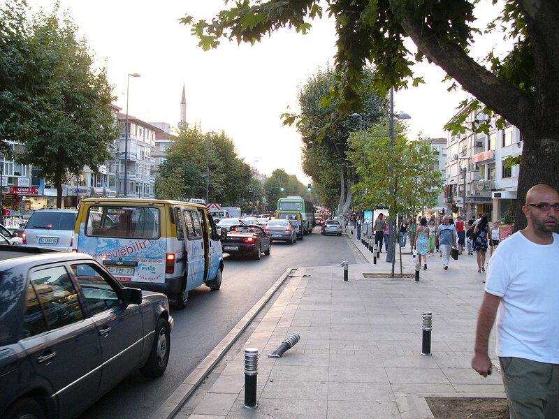 Баджат-стрит, Стамбул