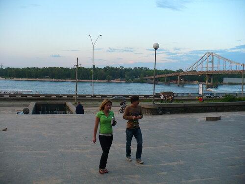 Киев, май 2010