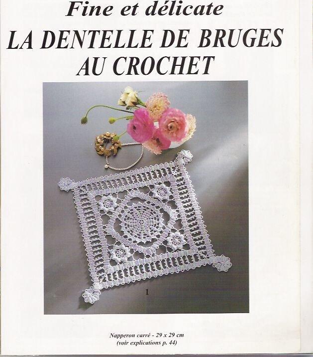 dentelle de Bruges P .1