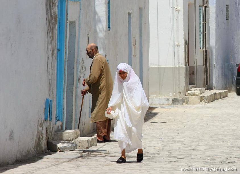 Кайруан - самый первый арабский город в Африке